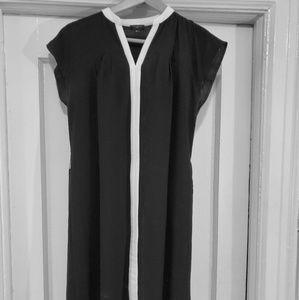 Talbots sheath dress